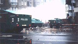 Angriff auf die Mainzer Straße