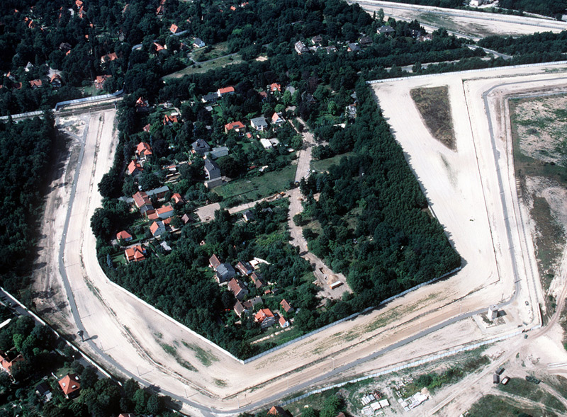 Steinstücken, 1989